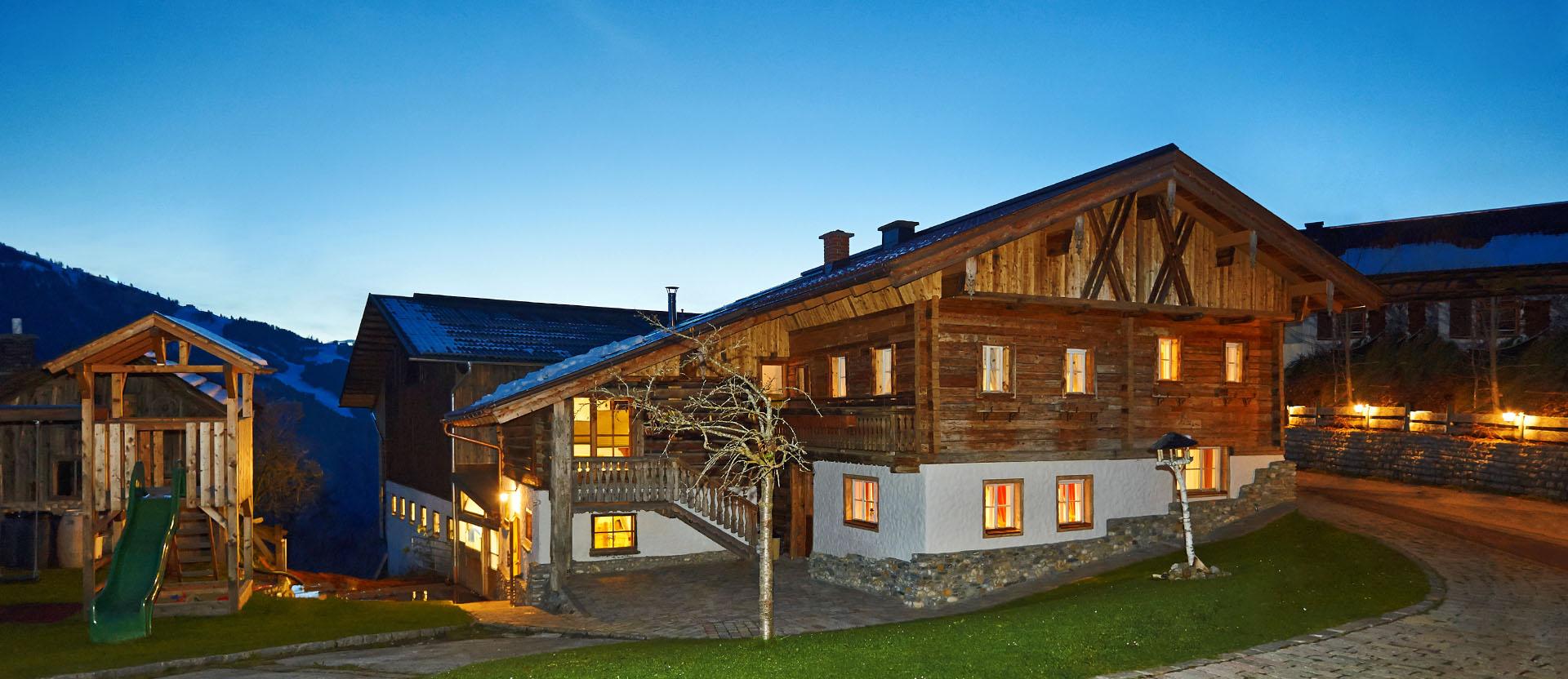 Blankgut Wagrain - Urlaub auf dem Bauernhof im Salzburger Land