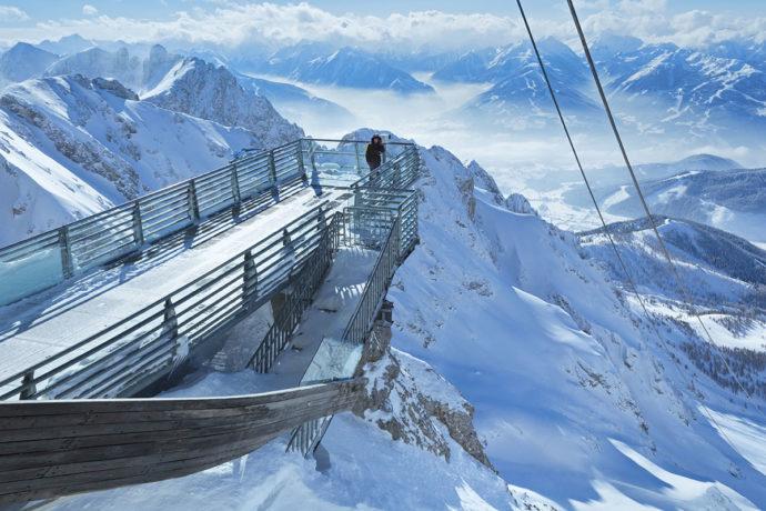 Ausflugsziel Dachstein Gletscher