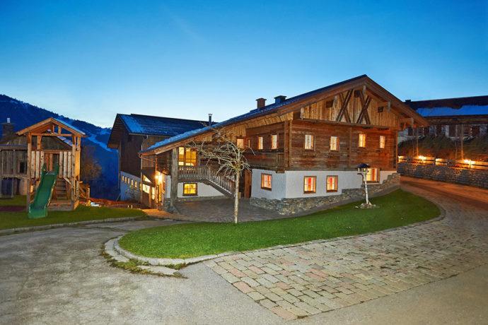Ferienhaus am Bauernhof Blankgut in Wagrain, Bauernhofurlaub im Salzburger Land