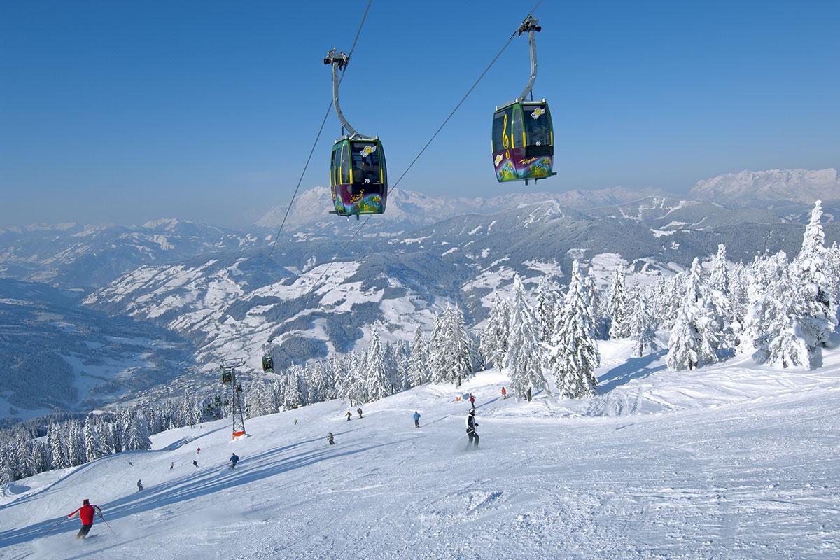 winterurlaub skiurlaub in wagrain ski amad salzburger land. Black Bedroom Furniture Sets. Home Design Ideas
