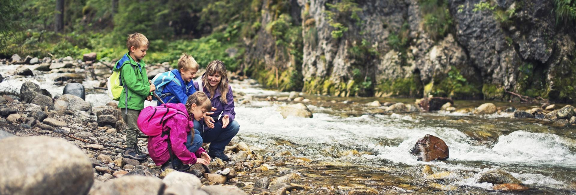Sommerurlaub & Wanderurlaub in Wagrain, Salzburger Sportwelt, Blankgut