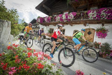 Sommerurlaub im Salzburger Land