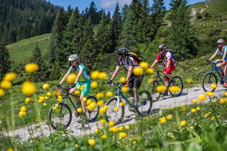 Sommerurlaub in der Salzburger Sportwelt