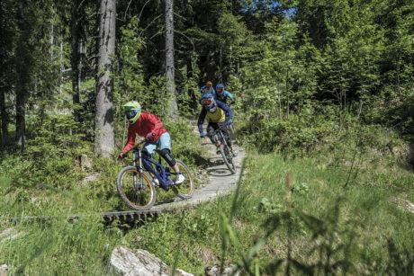 Sommerurlaub in Wagrain, Bike-Park Wagrain