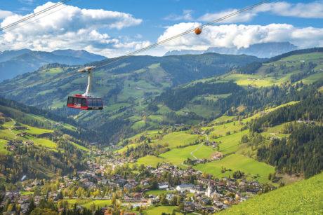 Wanderurlaub in Wagrain-Kleinarl, Salzburger Land