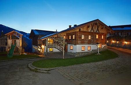 Urlaub am Bauernhof in Wagrain, Salzburger Land, Blankgut