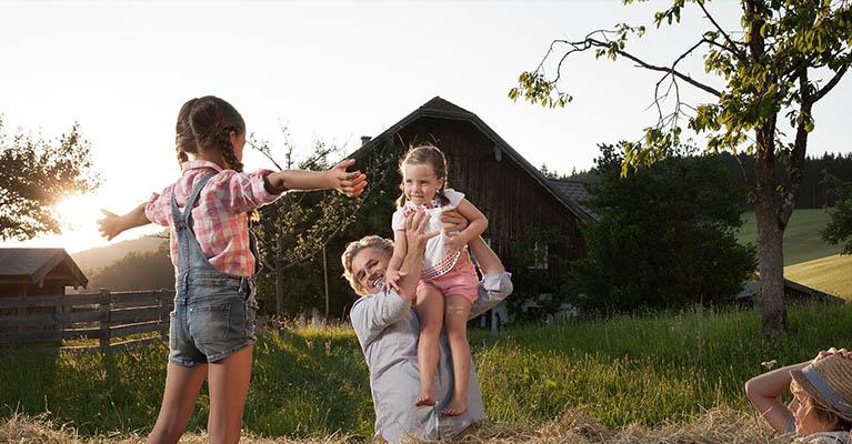 Urlaub auf dem Bauernhof in Wagrain - Blankgut
