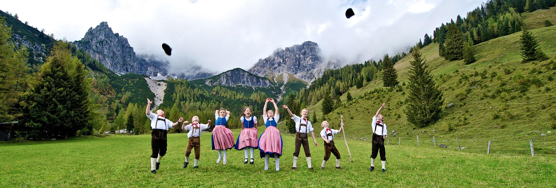 Veranstaltungen in Wagrain – Bauernhofurlaub am Blankgut, Salzburger Land